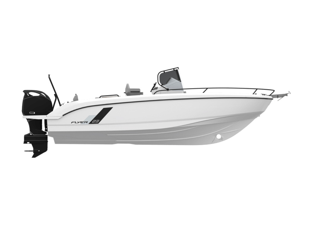 2021 Beneteau boat for sale, model of the boat is Flyer 9 Spacedeck & Image # 3 of 5
