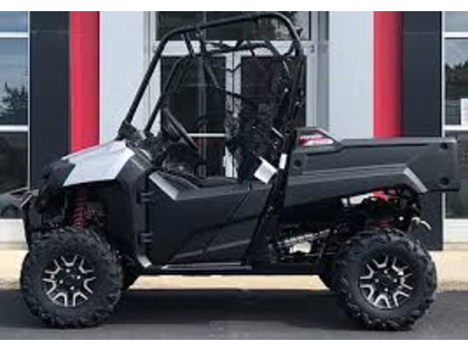 2020 Honda Pioneer 700 –