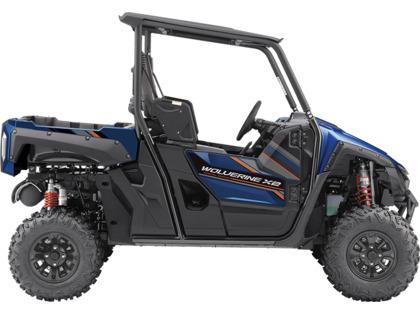 2019 Yamaha Wolverine X2 R-Spec SE