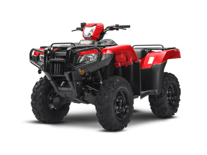2020 Honda TRX520 Rubicon IRS EPS
