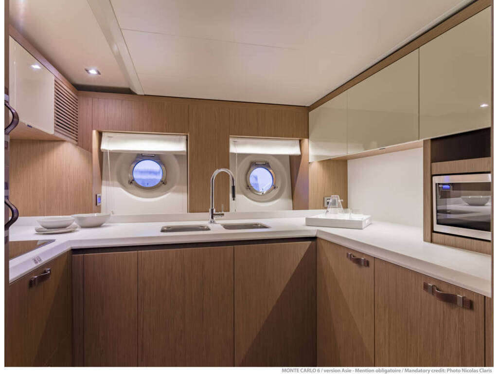 2020 Beneteau boat for sale, model of the boat is Monte Carlo 6 & Image # 11 of 17