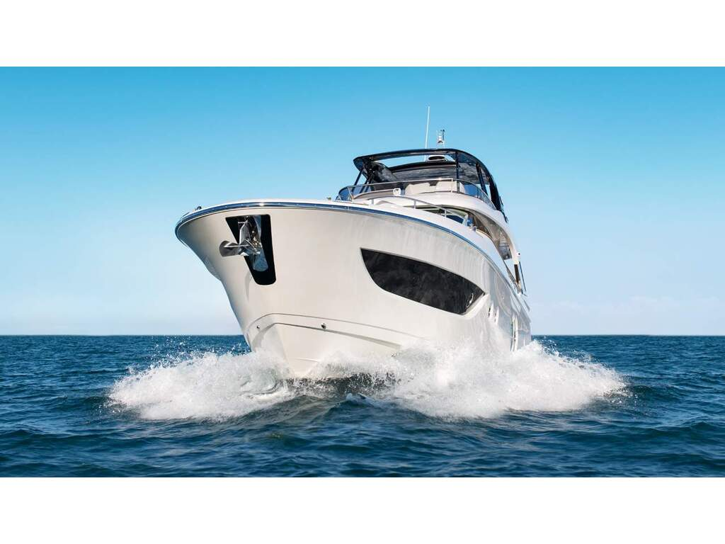 2021 Monte Carlo Yachts boat for sale, model of the boat is  Mcy 70 & Image # 2 of 24