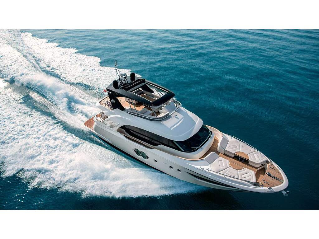 2020 Monte Carlo Yachts boat for sale, model of the boat is 70 Mcy70 & Image # 23 of 24