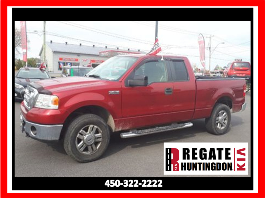 2007 Ford  F-150 5.4