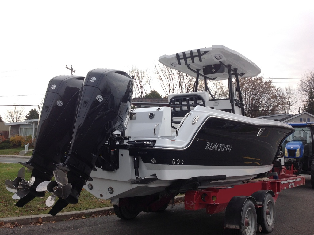 2020 Blackfin boat for sale, model of the boat is 242cc & Image # 20 of 30