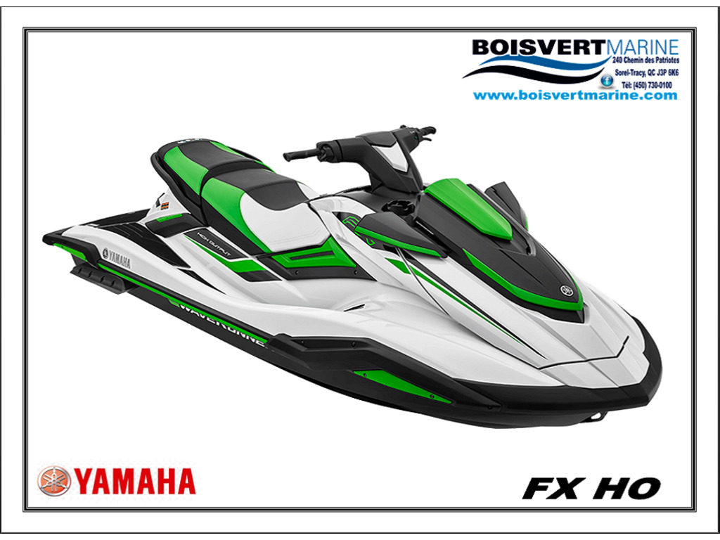 2020 Yamaha boat for sale, model of the boat is Fx Ho & Image # 1 of 6
