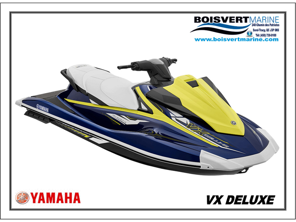 2020 Yamaha boat for sale, model of the boat is Vx Deluxe & Image # 1 of 7