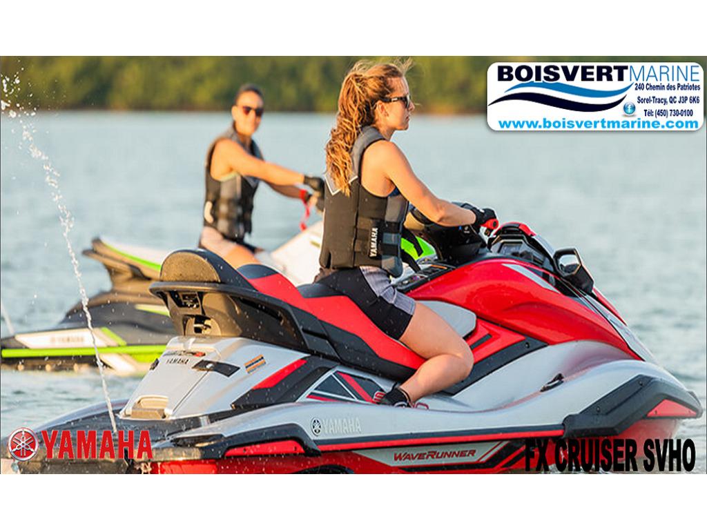 2020 Yamaha boat for sale, model of the boat is Fx Cruiser Svho & Image # 1 of 6