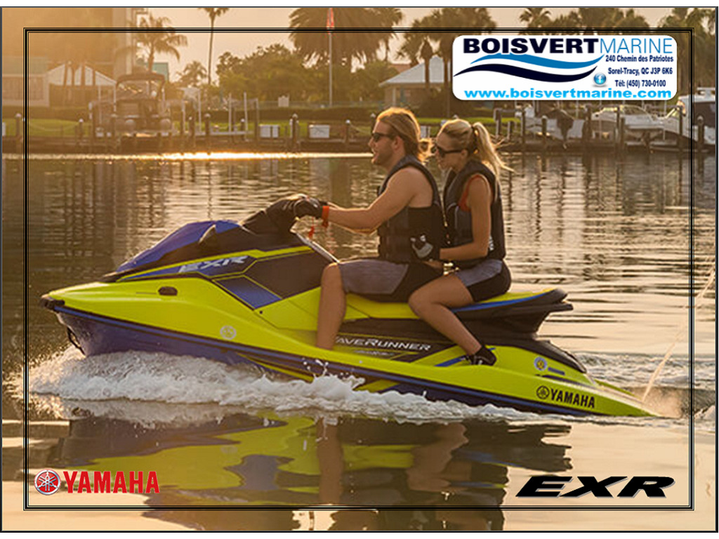 2020 Yamaha boat for sale, model of the boat is Exr & Image # 1 of 4