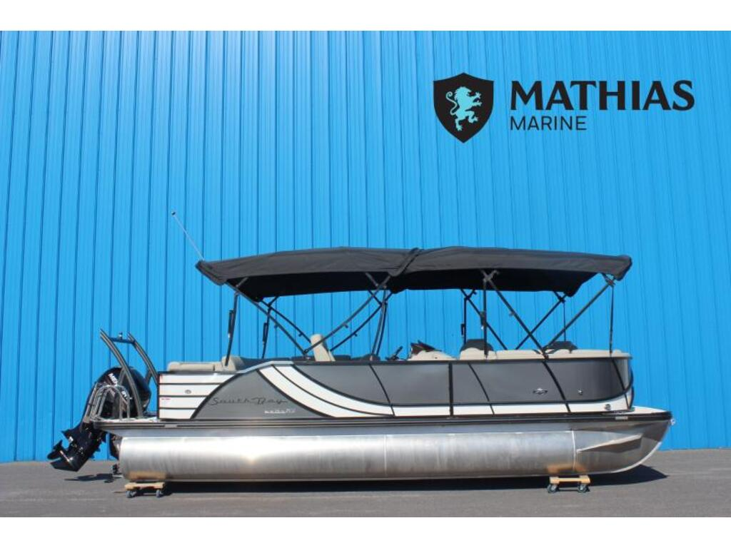2019 Southbay Ponton boat for sale, model of the boat is 523cptr & Image # 1 of 5