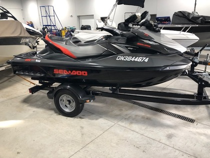 2016 Sea-Doo/BRP 2016 and 2013 GTX300 and GTX260 and Double trailer