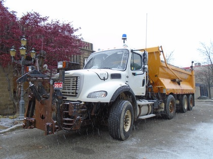 Freightliner BC M2