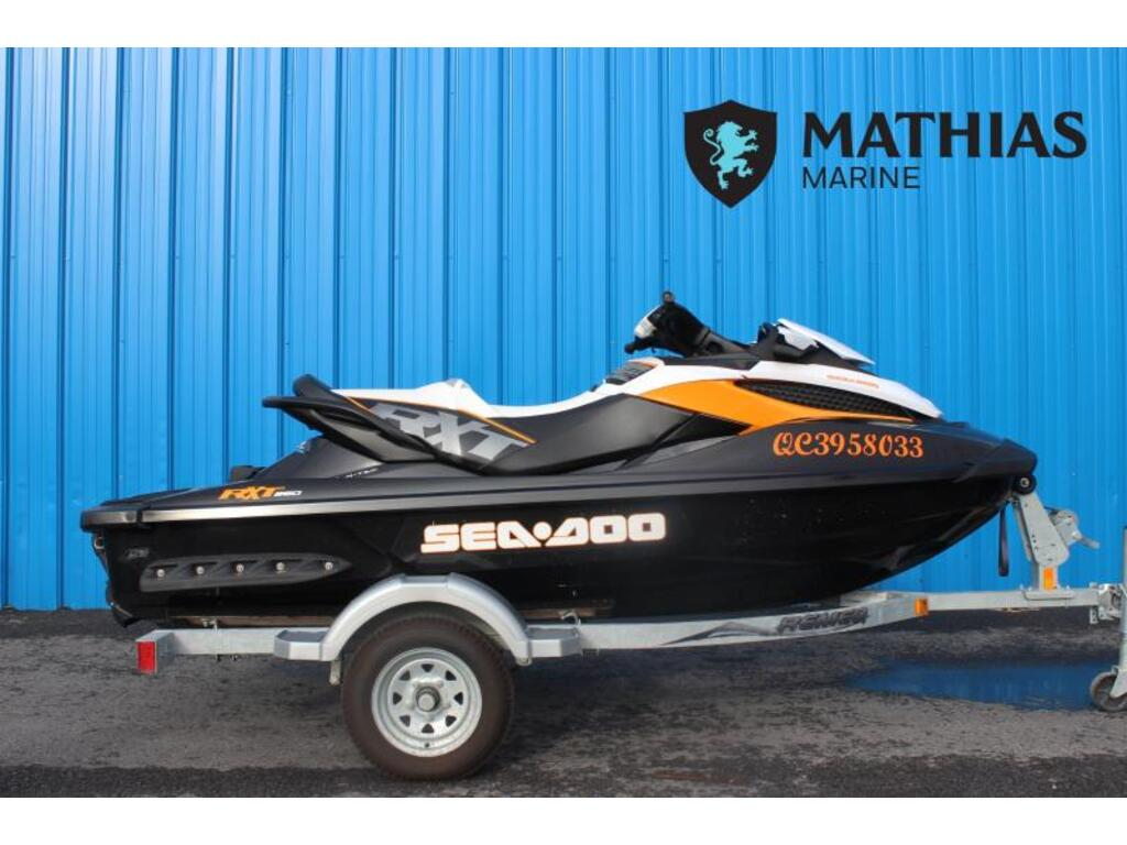 2013 Sea Doo Sportboat boat for sale, model of the boat is Rxt 260 & Image # 1 of 2