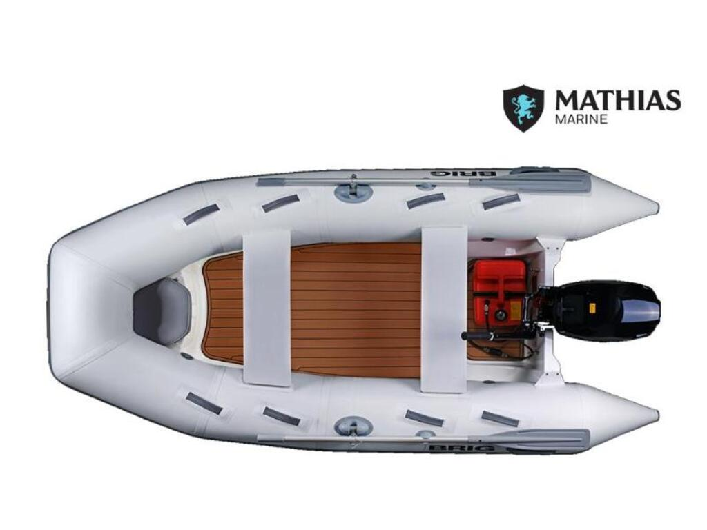 2020 Brig boat for sale, model of the boat is F330wh & Image # 1 of 1