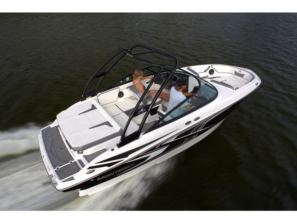 2020 Monterey boat for sale, model of the boat is M20 & Image # 15 of 17