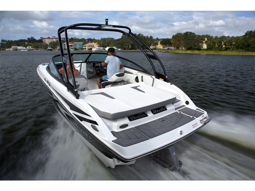 2020 Monterey boat for sale, model of the boat is M20 & Image # 16 of 18