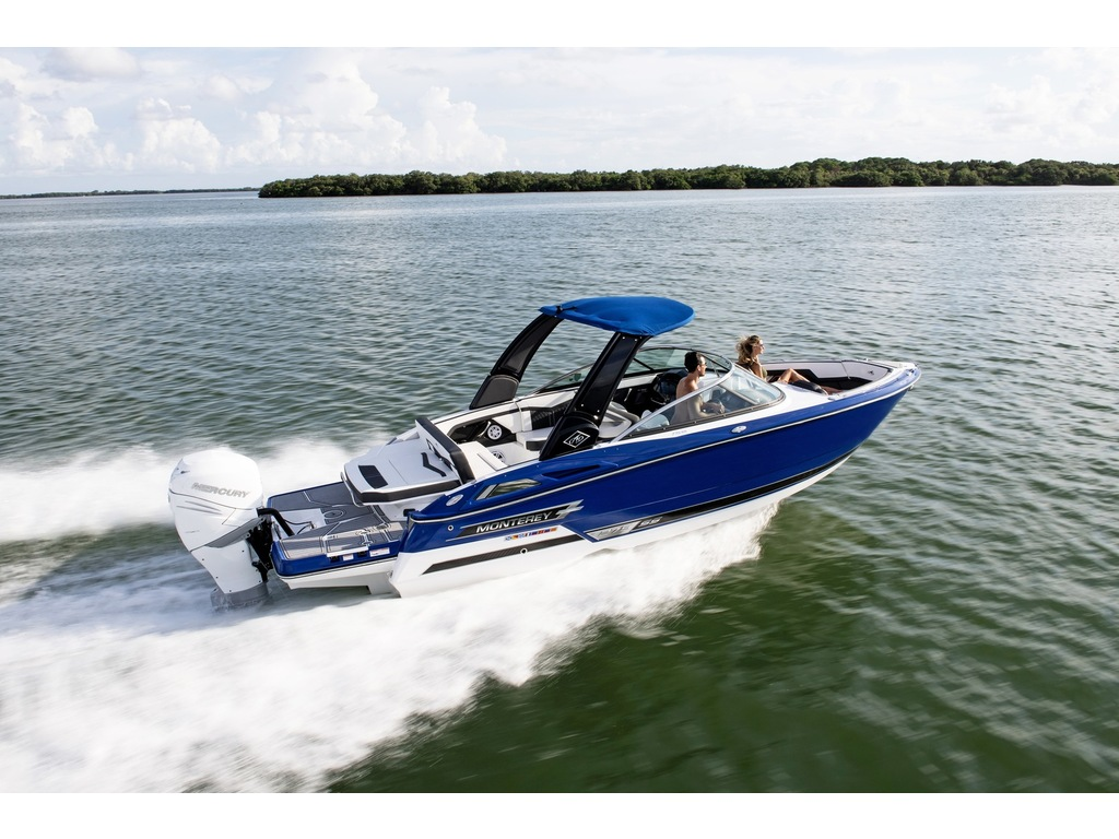 2020 Monterey boat for sale, model of the boat is 275 Ss & Image # 3 of 6