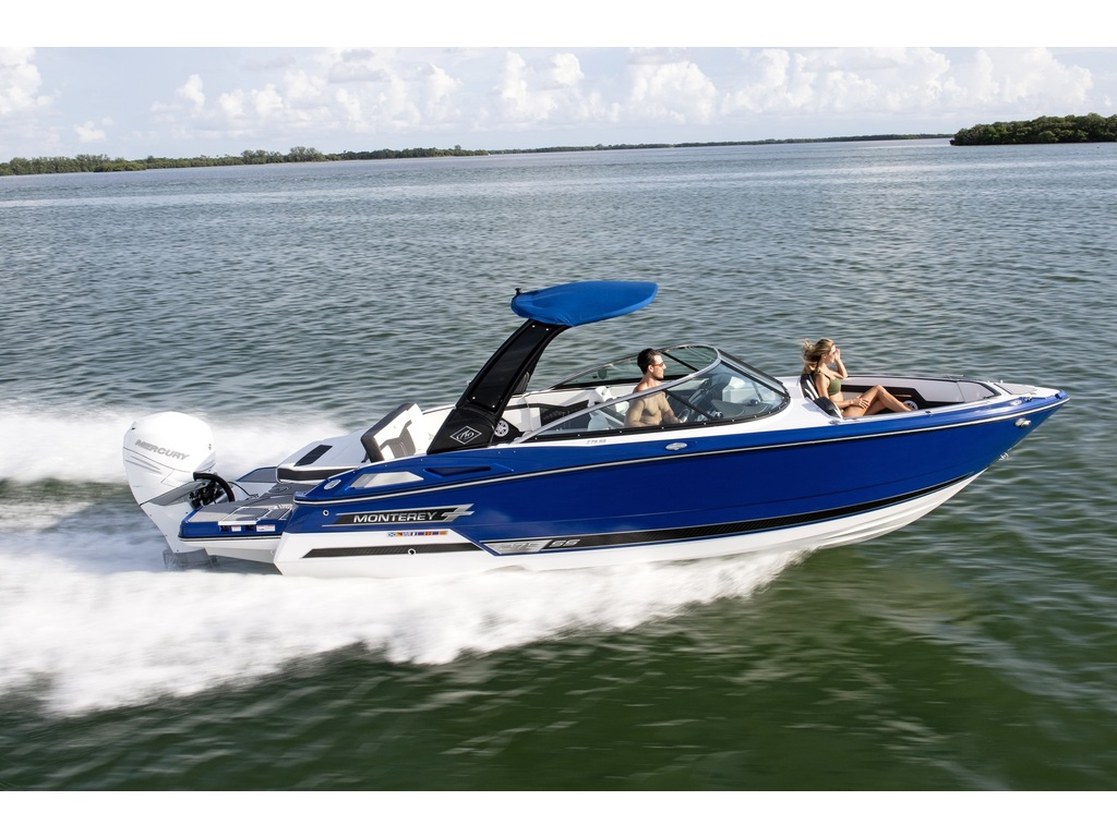 2021 Monterey boat for sale, model of the boat is 275 Ss & Image # 3 of 6