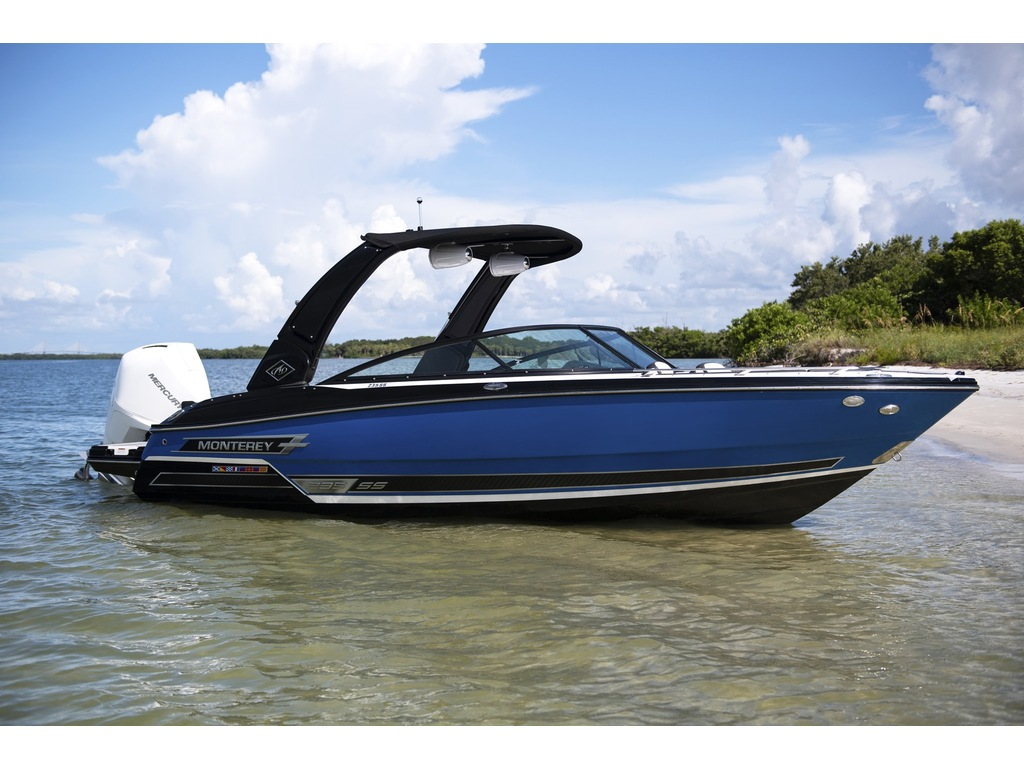 2021 Monterey boat for sale, model of the boat is 235 Ss & Image # 6 of 6