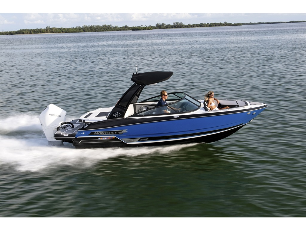 2021 Monterey boat for sale, model of the boat is 235 Ss & Image # 4 of 6
