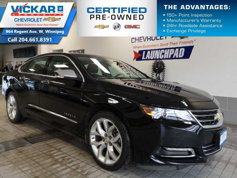 2019 Chevrolet Impala in Winnipeg Manitoba
