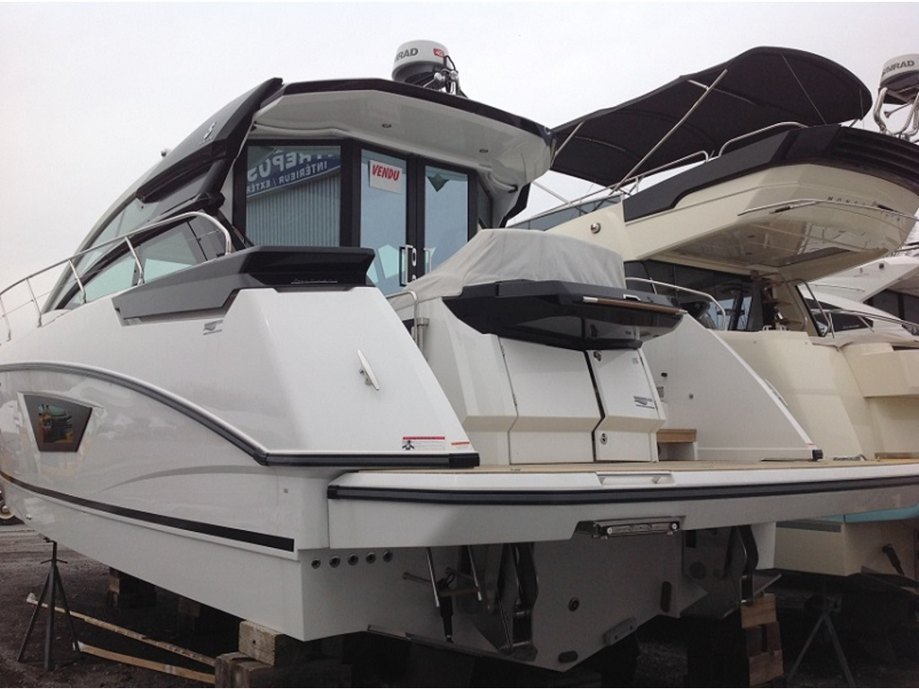 2017 Beneteau boat for sale, model of the boat is Gt46 & Image # 4 of 13