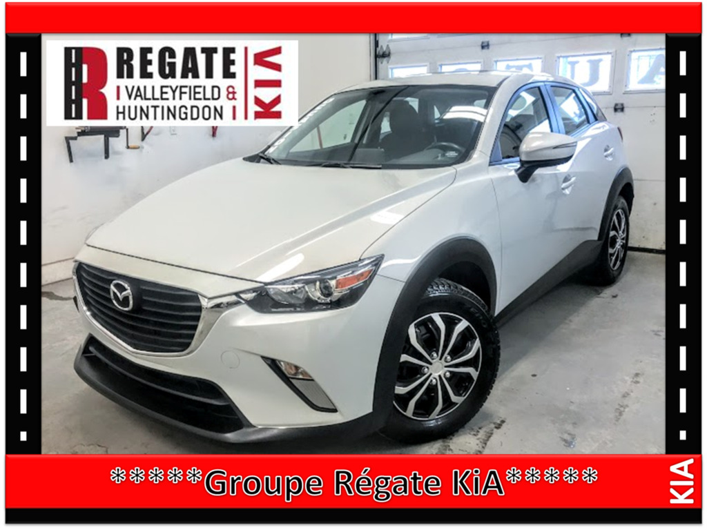 2016 Mazda  CX-3 AWD Touring 4dr Crossover**