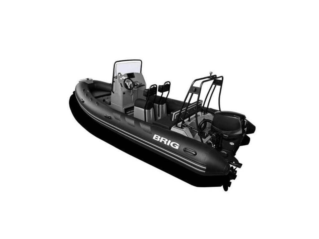 2020 Brig boat for sale, model of the boat is N570l Navigator Series & Image # 5 of 5