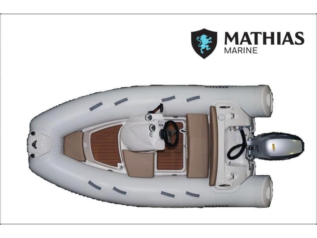 2020 Brig boat for sale, model of the boat is E340 Eagle Series & Image # 1 of 8