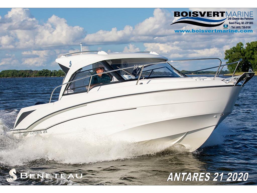 2020 BENETEAU ANTARES 21 O/B for sale
