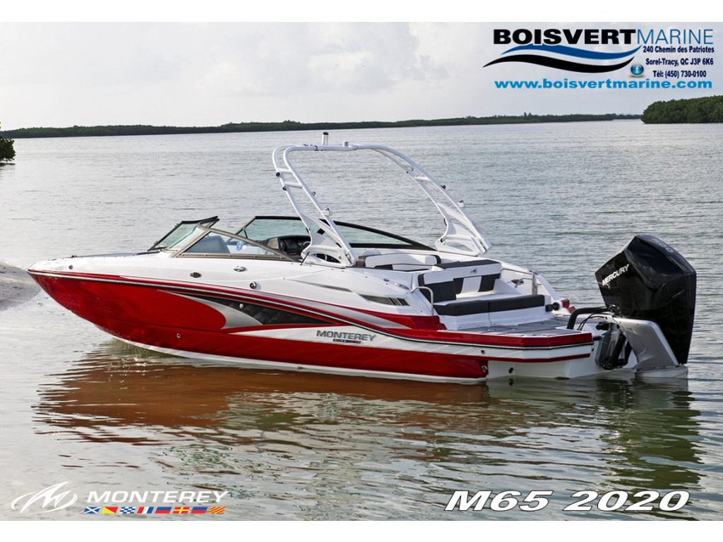 2020 Monterey boat for sale, model of the boat is M65 & Image # 1 of 9