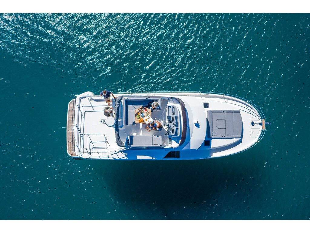 2021 Beneteau boat for sale, model of the boat is Swift Trawler 41 Fly & Image # 4 of 19