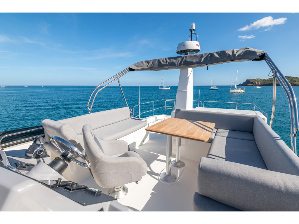 2021 Beneteau boat for sale, model of the boat is Swift Trawler 41 Fly & Image # 17 of 19