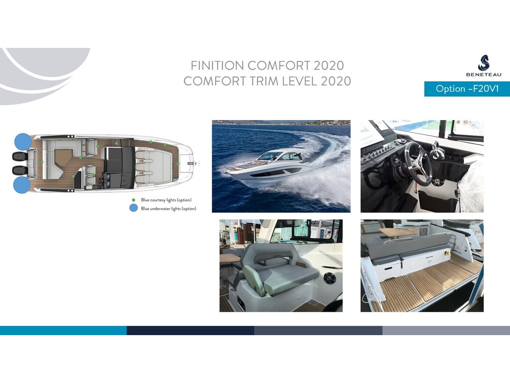 2021 Beneteau boat for sale, model of the boat is Gt32 O/b & Image # 15 of 24