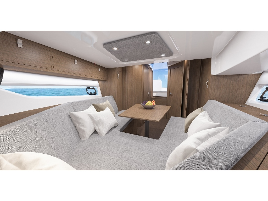 2021 Beneteau boat for sale, model of the boat is Gt32 O/b & Image # 23 of 24