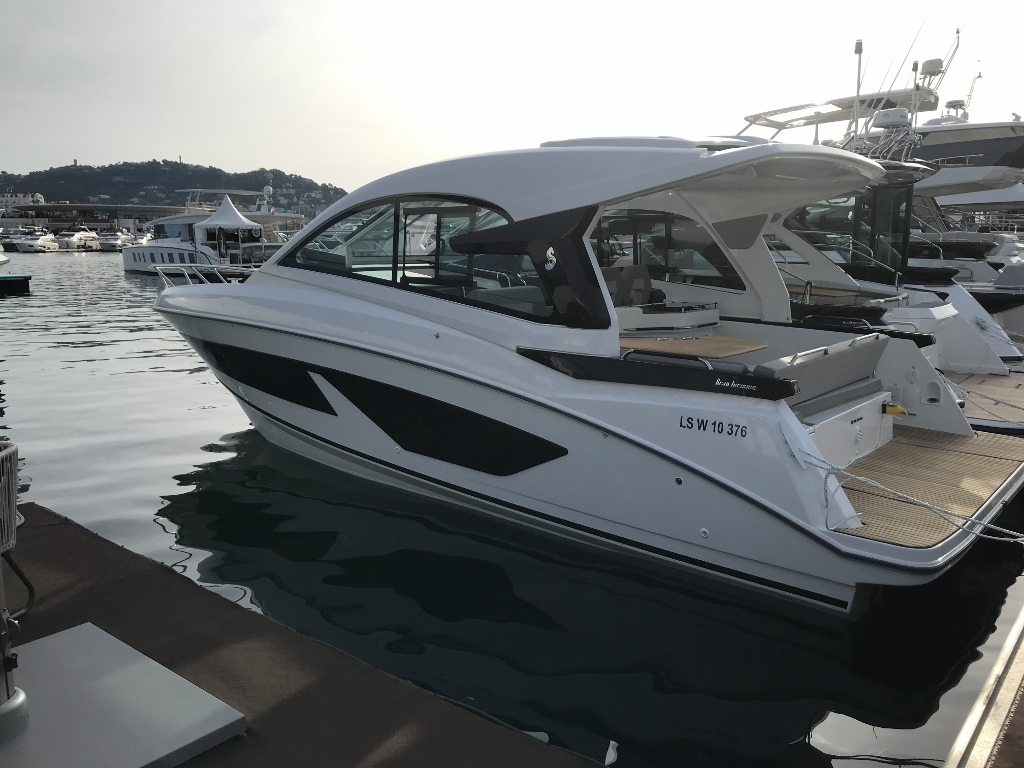 2021 Beneteau boat for sale, model of the boat is Gt32 O/b & Image # 24 of 24