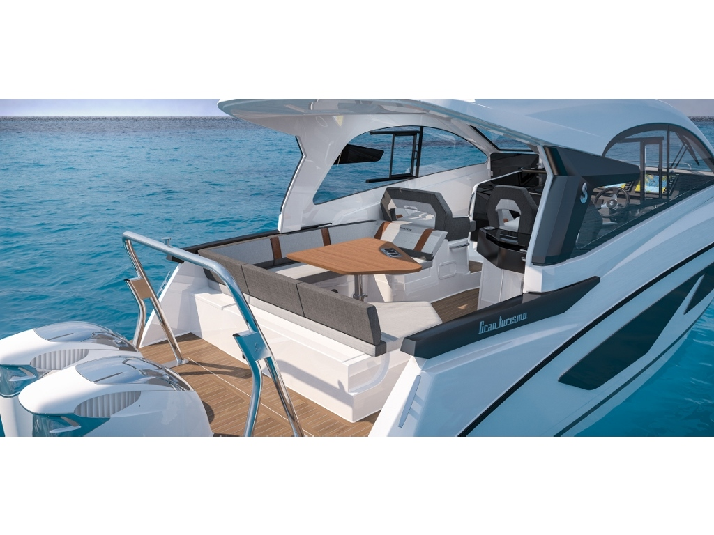 2021 Beneteau boat for sale, model of the boat is Gt32 O/b & Image # 18 of 24