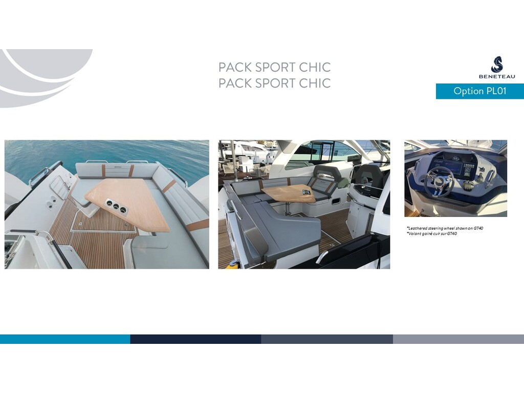 2021 Beneteau boat for sale, model of the boat is Gt32 O/b & Image # 16 of 24