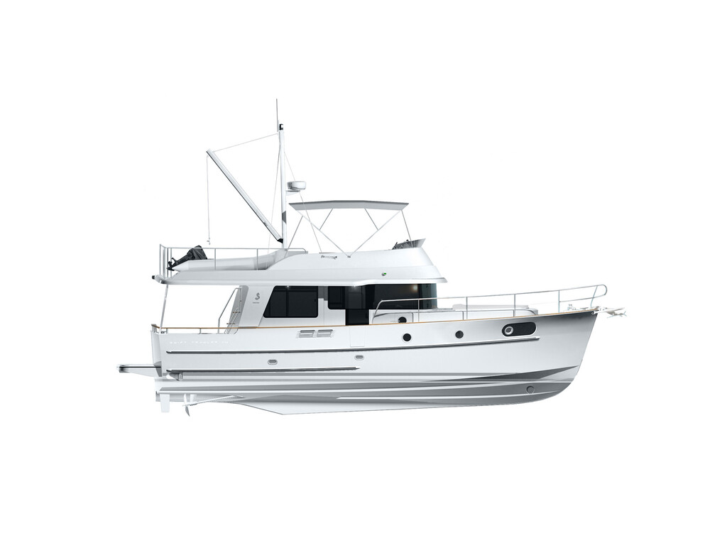 2021 Beneteau boat for sale, model of the boat is Swift Trawler 44 & Image # 12 of 14