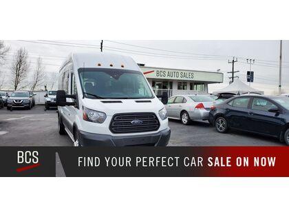 2017 Ford Transit Passenger Wagon