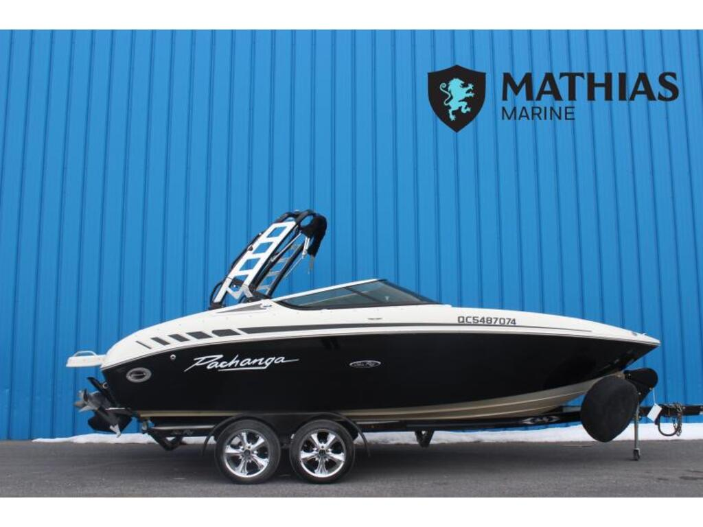 2010 Sea Ray boat for sale, model of the boat is Pachanga 23 & Image # 1 of 7