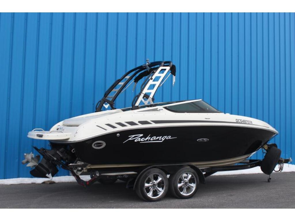 2010 Sea Ray boat for sale, model of the boat is Pachanga 23 & Image # 2 of 7
