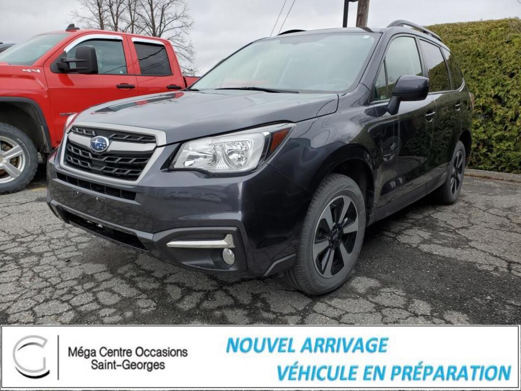 2017 Subaru  Forester 2.5i LIMITED AWD TOIT PANO MAGS AUCUN AC