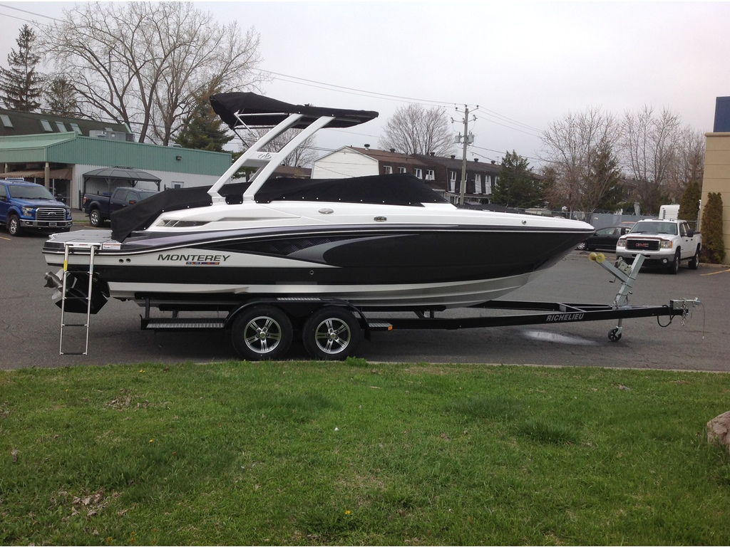 2020 Monterey boat for sale, model of the boat is M4 & Image # 15 of 15
