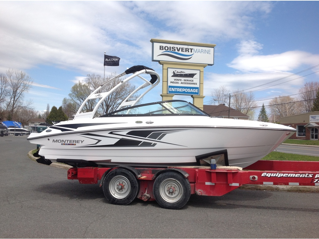 2020 Monterey boat for sale, model of the boat is M20 & Image # 3 of 18