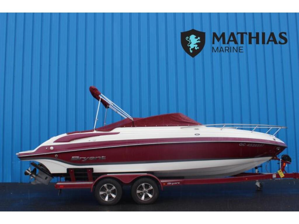 2014 Bryant Boats Inc boat for sale, model of the boat is 233 & Image # 1 of 6