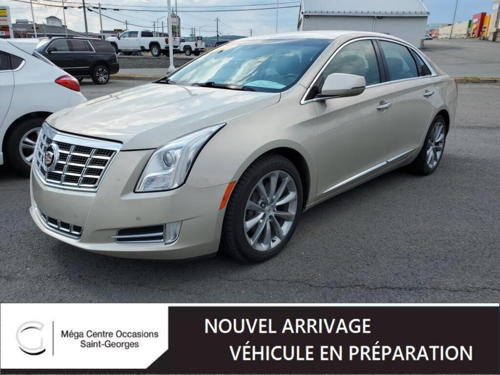 2014 Cadillac  XTS LUXURY AWD CUIR NAVIGATION IMPECCABLE