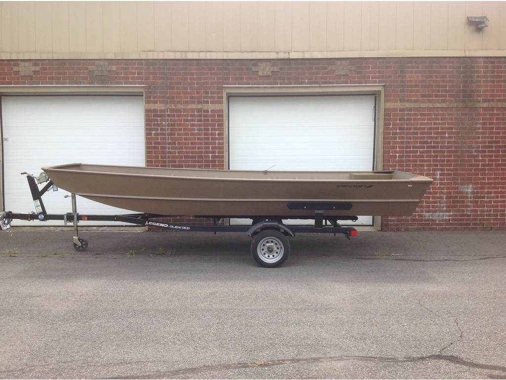 2021 Starcraft boat for sale, model of the boat is Jon Boat 1648 Tl & Image # 3 of 4