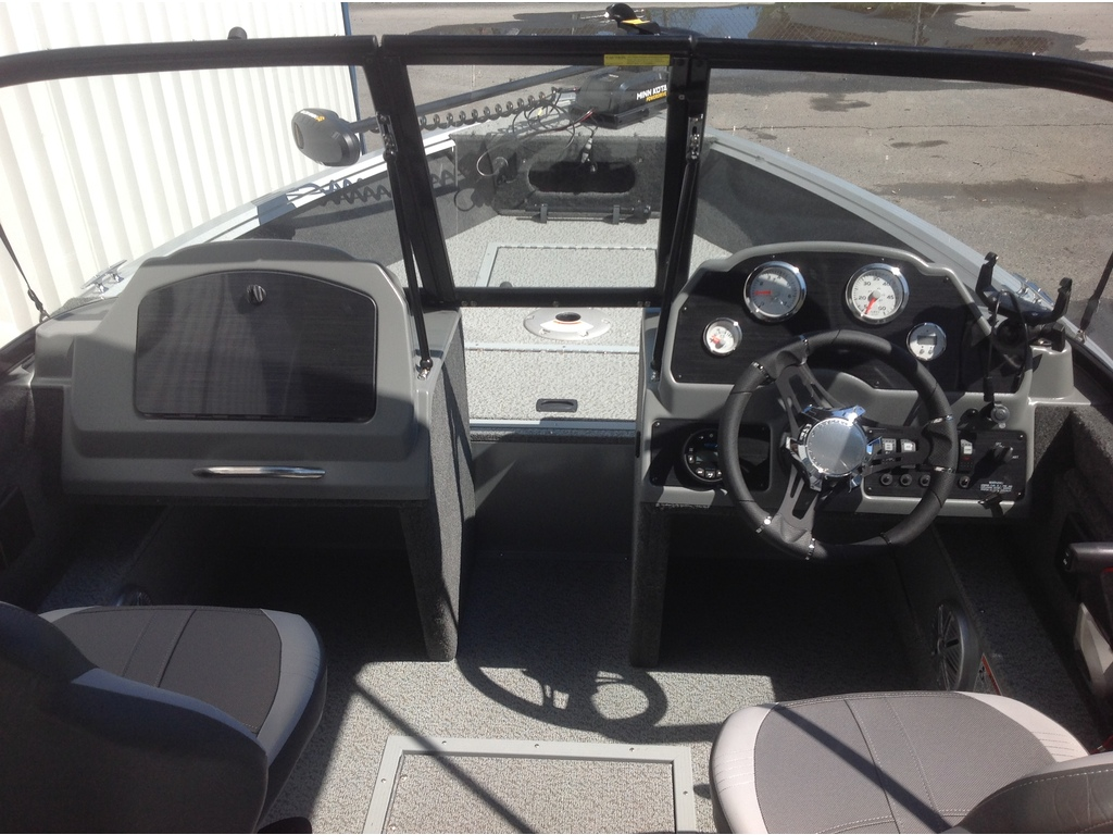 2021 Starcraft boat for sale, model of the boat is Stealth / Furtif 166 Dc & Image # 9 of 15