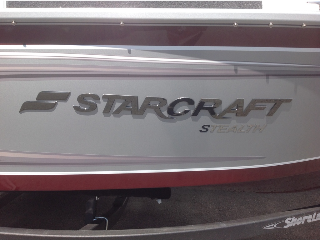 2021 Starcraft boat for sale, model of the boat is Stealth / Furtif 166 Dc & Image # 4 of 15